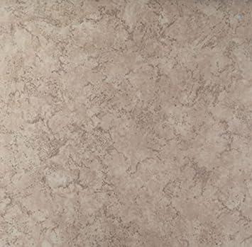 CV-Boden wird in ben/ötigter Gr/ö/ße als Meterware geliefert /& pflegeleicht CV PVC-Belag verf/ügbar in der Breite 200 cm /& L/änge 250 cm PVC Vinyl-Bodenbelag in Bruchstein hell Optik Made in Germany