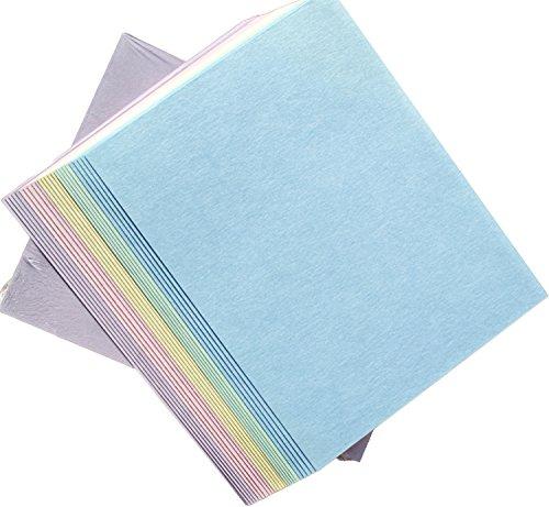 Assorted Card Stock Paper - Spring Sensa - Yellow Green 50 Sheet Shopping Results