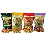 Lafeber Flavored Nutri-berries - Parrot Variety Pack 4, 10oz Each