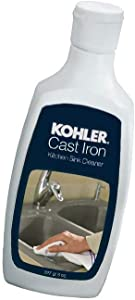 Cast Iron Cleaner - 8 oz Bottle (New Version)