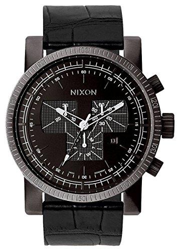 Black Gator The Magnacon Leather II by Nixon