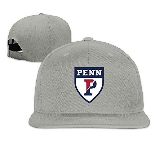 pennsylvania-quakers-logo-flat-brim-baseball-snapback-cap