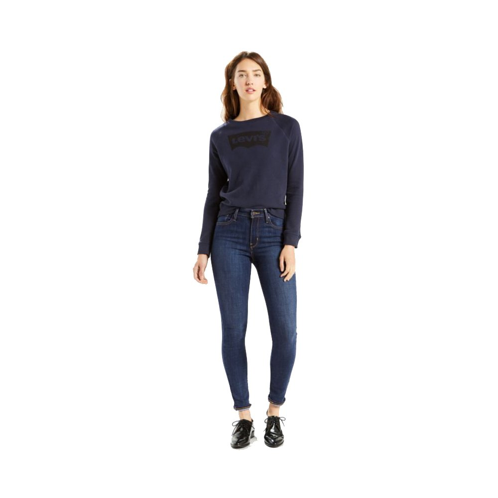 Levi's Women's 721 High Rise Skinny Jeans, Blue Story, 26 (US 2) S