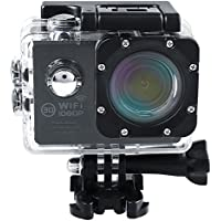 Cido SJ7000 Sports Action Camera,12MP 2.0LCD Display 1080P 170 Degree Wide Angle Lens Wifi Action Camera 30M Waterproof Cam DV Camcorder with Accessories