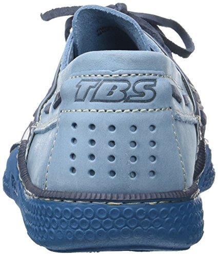 TBS Globek D8, Náuticos Para Hombre Bleu (Ciel Azur)