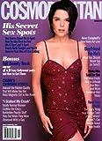 Cosmopolitan Magazine - Neve Campbell on Cover - His Secret Sex Spots - Boyfriend No-No s - I Stalked My Crush (October, 1999)