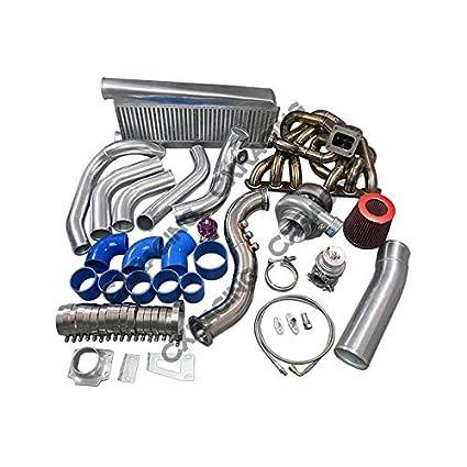Amazon.com: LS1 Twin Turbo Manifold Catback Engine Transmission Mount For 68-72 Chevelle: Automotive