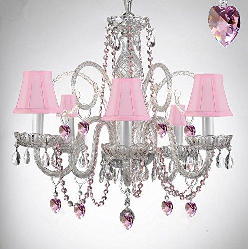 Amazon.com: Emperatriz (TM) lámpara de araña de vidrio araña ...