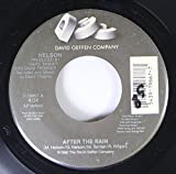 Nelson 45 RPM After the Rain / Fill You Up
