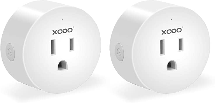 IFTTT XYG Google Home Wireless Smart Plug WiFi Power Sockets Amazon Alexa