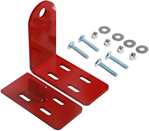 Hodenn Zero Turn Lawn Mower Trailer Hitch Fit for Ferris & Simplicity IS5100Z, IS2000Z, IS1500Z, IS500Z, IS600Z, IS700Z