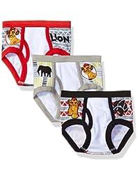 Disney boys Toddler Boys Lion Guard Toddler 3pk Underwear