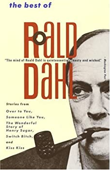 The Best of Roald Dahl 0679729917 Book Cover