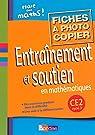 ENTRAIN & SOUTIEN MATHS CE2 par Hélayel