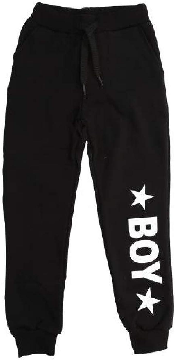 Boy London PFBL9304J - Pantalón de chándal, Color Negro ...