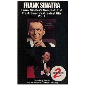Frank Sinatra Greatest Hits Vol 1 Amp 2 Amazon Com Music