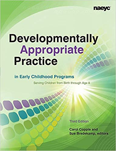 developmentally appropriate practice education series