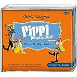 Pippi Langstrumpf.die Große Hörspielbox