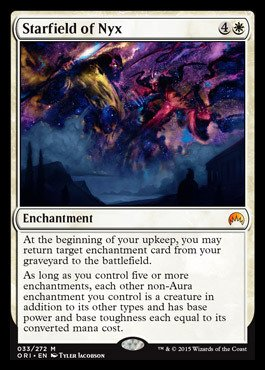 Magic: the Gathering - Starfield of Nyx (033/272) - Origins by Magic: the Gathering
