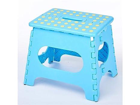 Ohlive pieghevole sgabello step pieghevole in plastica portatile