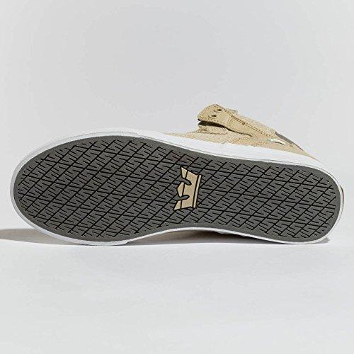 Scarpe Da Skate Supra Vaider Mojave / Dk Grigio-bianco