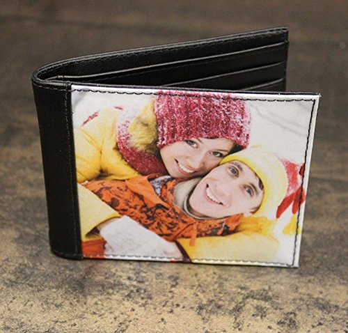 Squares fold Wallet Personalized Retro Retro Leather Men's Genuine Squares Bi E6S1wqx0