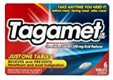 Tagamet 200 mg Tablets, 6 ct (Pack of 6) For Sale