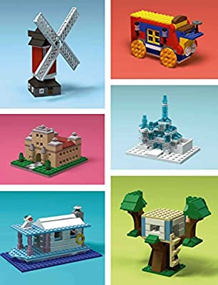 Brick Buildings: 40 Clever and Creative Ideas to Make from
