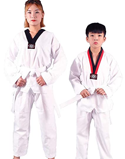 dududrz Dobok Taekwondo Hombre V Cuello Judo Aikido Karate ...