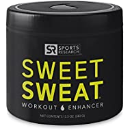 Sweet Sweat 'XL' Jar (13.5oz) | Helps increase circulation, sweating and motivation during exercise | Made in the USA