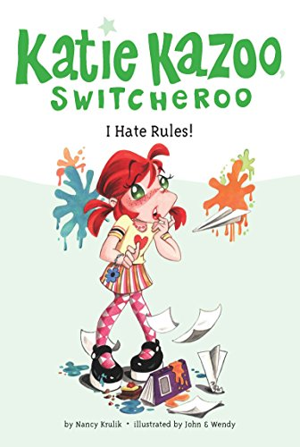 Kazoo Kids Grand - I Hate Rules! #5 (Katie Kazoo, Switcheroo)