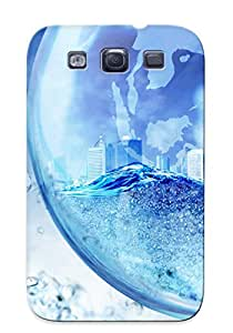 For Galaxy S3 Case - Protective Case For Yeantealapo Case