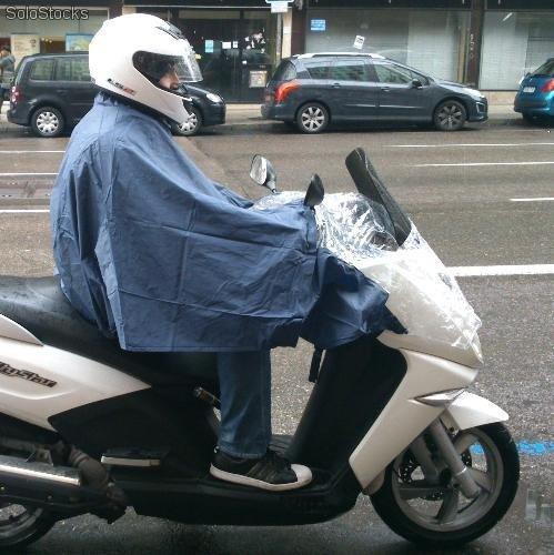 Imperm/éable pour scooter motocycliste