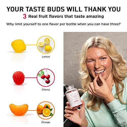 Review of Hair Vitamin Gummies