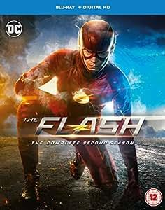 Flash S2 [Edizione: Regno Unito] [Reino Unido] [Blu-ray]