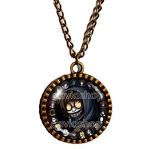 Handmade Design By ShiCong Fashion Jewelry Symbol Art
