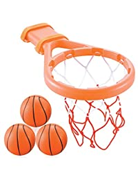 3 Bees & Me Bath Toy Basketball Hoop & Balls Set for Boys and Girls - Kid & Toddler Bath Toys Gift Set BOBEBE Online Baby Store From New York to Miami and Los Angeles