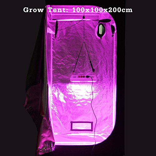 515W2KudZwL - VIPARSPECTRA PAR600 600W 12-band LED Grow Light - 3-Switches Full Spectrum for Indoor Plants Veg and Flower
