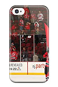new jersey devils (90) NHL Sports & Colleges fashionable iPhone 4/4s cases 8340997K607609704