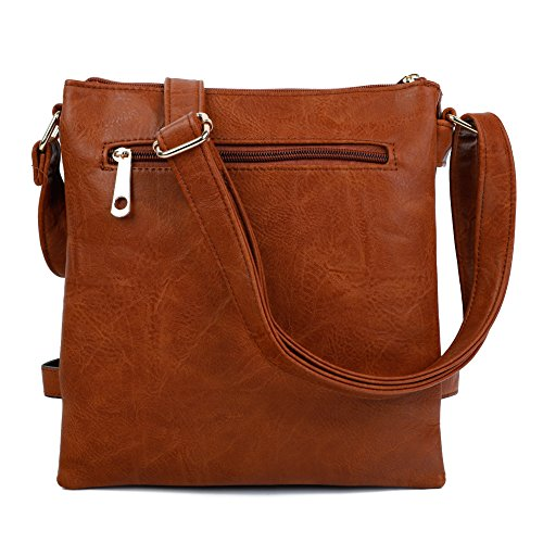 Borsa Craze London Donna Brown A Tracolla qqHP5A