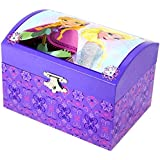 Disney Frozen Anna & Elsa Jewelry Box [Purple]