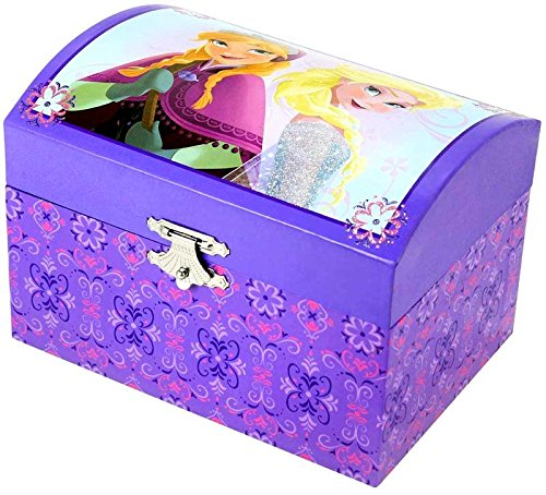 Disney Frozen Anna Jewelry Purple
