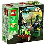 LEGO Kingdoms Mini Figure Set #7955 Wizard