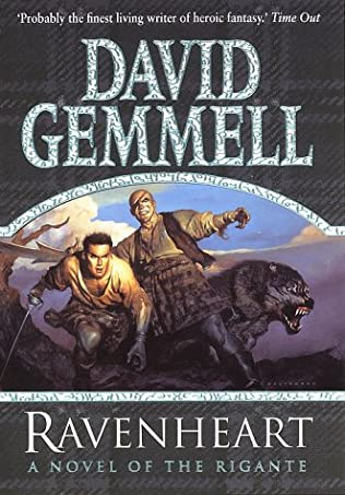 book cover of Ravenheart
