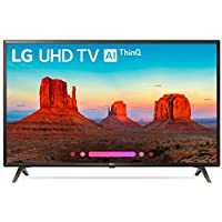 Deals on LG 49UK6300PUE 49-In 4K HDR Smart UHD TV + Free $300 Dell GC