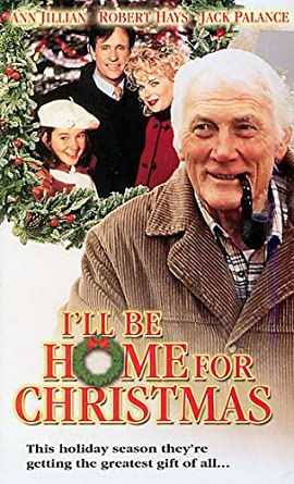 Ill Be Home For Christmas Movie.Amazon Com I Ll Be Home For Christmas Ann Jillian Robert