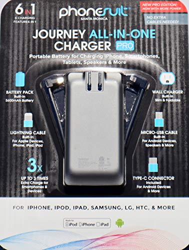 - Journey All-in-One Charger Pro by PhoneSuit