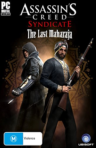 Assassin's Creed Syndicate - The Last Maharaja Missions Pack [Online Game Code]