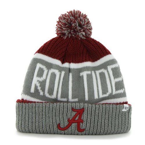 Alabama Crimson Tide Gray