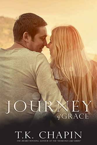 Journey Of Grace: A Contemporary Christian Romance (Journey Of Love Book 1) cover